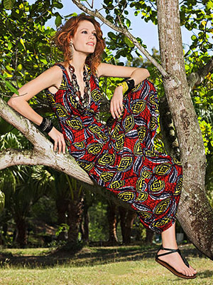 Urban Jungle Summer Fashion And Accessories Family Circle