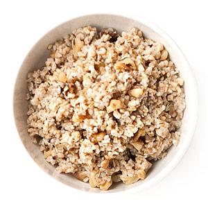 Maple-Walnut Oatmeal