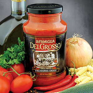 Del Grasso Uncle Fred?s Fireworks Sauce