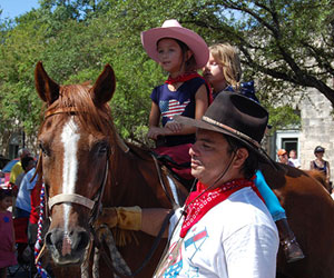 Fourth of July parade, Round Rock, Texas