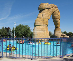 Wahooz Family Fun Zone, Meridian, Idaho