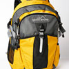 Eddie Bauer yellow backpack