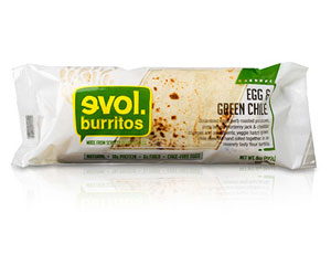 Evol Breakfast Burritos