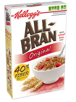 Kellogg?s All-Bran Original Cereal