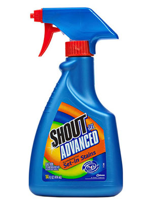 Shout Advanced Gel