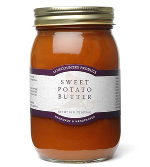 Lowcountry Produce Sweet Potato Butter