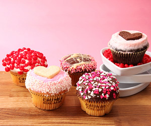 Crumbs cupcakes
