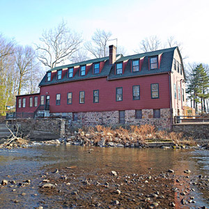 Williams-Droescher Mill