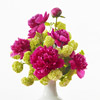 Peony flower arrangement