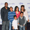 Holly Robinson Peete, Rodney Peete, R.J. Peete, Ryan Peete, Robinson Peete, Roman Peete
