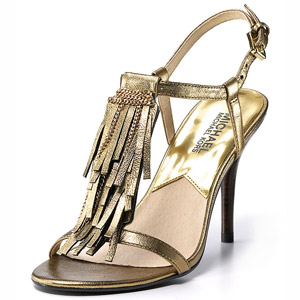 Bloomingdale's Vienna Fringe Evening Sandals