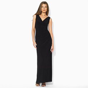 Ralph Lauren Karma Sleeveless Dress