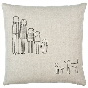 K Studio pillow