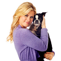 Alison Sweeney and Winky