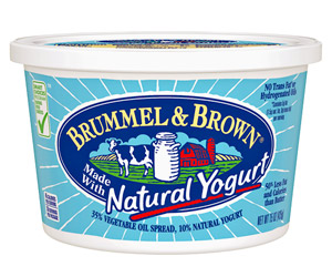 Brummel & Brown Spread