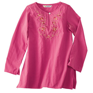 Solumbra Girls' Beach Tunic