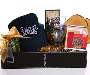 Sam Adams Father's Day Basket
