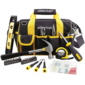 Essentials 32-Piece Tool Set