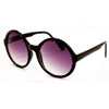 Black Circles Sunglasses