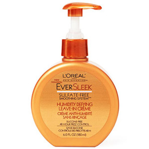 L?Oreal Paris EverSleek Humidity Defying Leave-In Cr�me