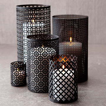 Bright ideas how to make aluminum lanterns family circle for Metal sheets for crafting