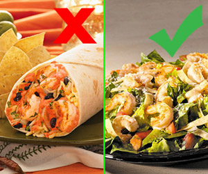 Healthier Baja Fresh