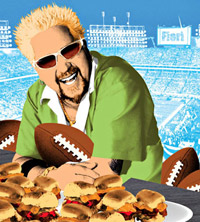 Guy Fieri?s Sloppy Joe