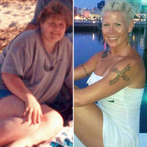 Susan Evans Diet Success