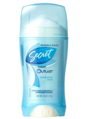 Secret Outlast Deodorant 48-Hour Protection