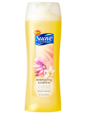 Suave Naturals Everlasting Sunshine Body Wash