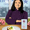 Alex Guarnaschelli Illustration