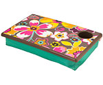All For Color Blooming Bunch Lap Desk