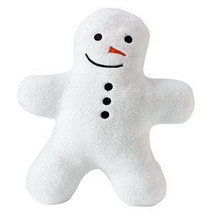 snowman squeaker