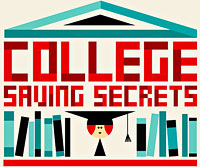 College Saving Secrets Illustration