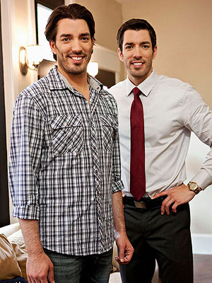 Jonathan and Drew Scott, Family Circle Magazine