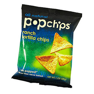 All Natural Pop Chips