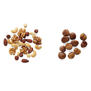 roasted nuts vs roasted chestnuts