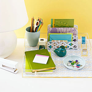 Organization Decor