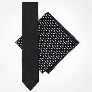 tie and pocketsquare
