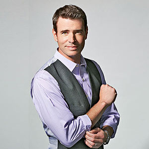 Celebrity Parents Scott Foley