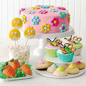 Sweet Spring Treats
