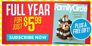 Full Year for just $5.99. Subscribe Now.