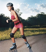 Rollerblading Recovery Workout