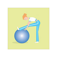 Standing Stability Ball