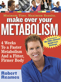 Make over your metabolism book cover