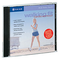 Gaiam Walking Fit CD