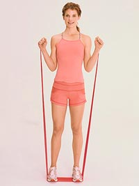 resistance band 180s