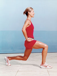 Split Squat, Option A