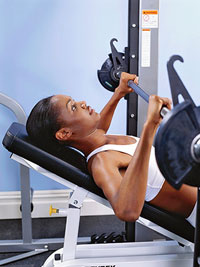 smith machine challenge