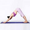 beginner yoga downward dog position, yoga